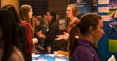 A Day In The Life Of An On-Campus Recruiter Of The Future